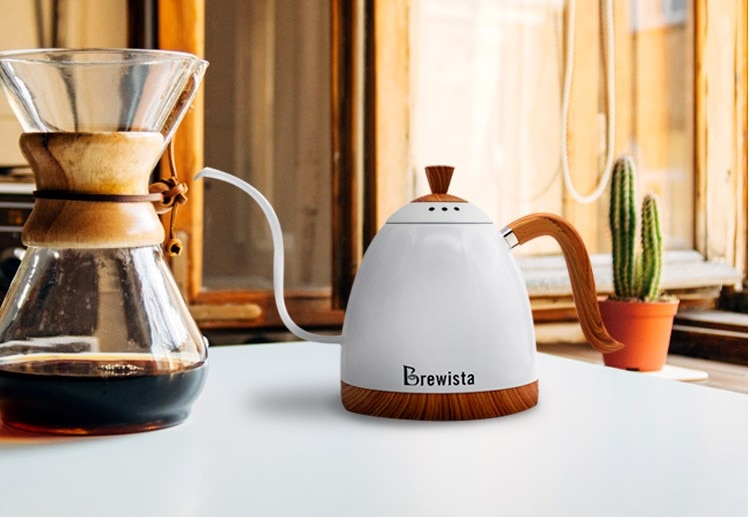 220V Electric Coffee Brew Pot