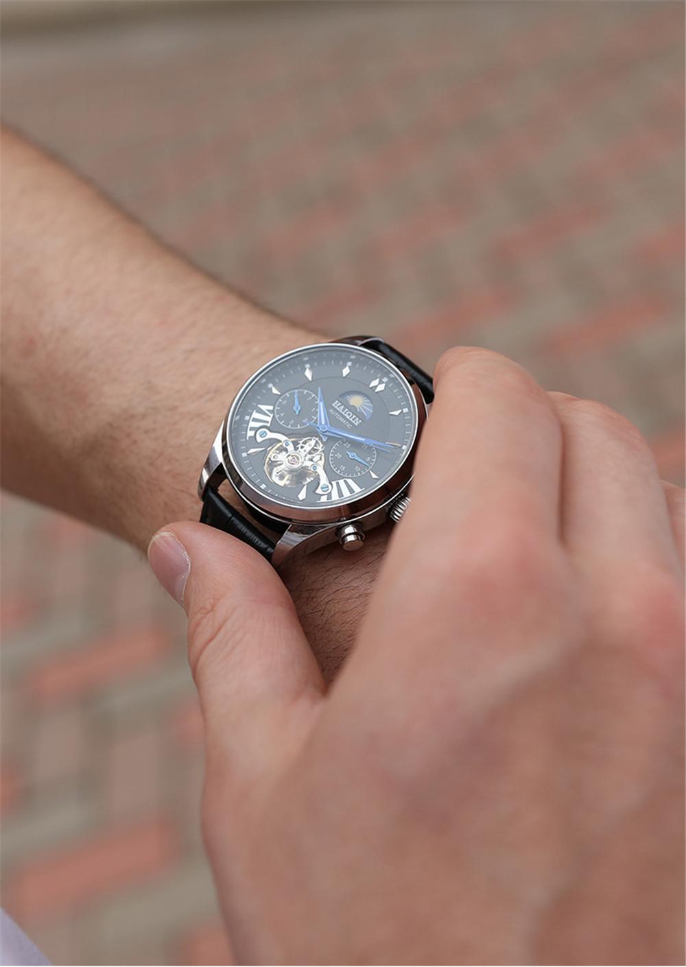 Men's Watch with Quartz Movement